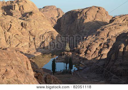 Egyptian mounatns