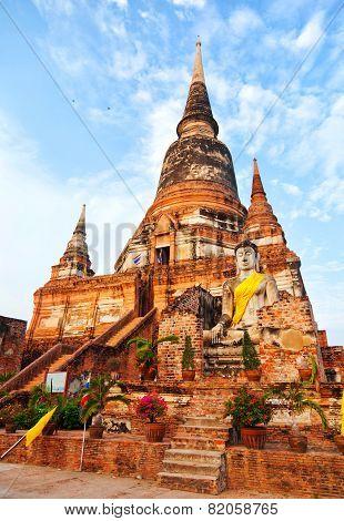 Wat Yai Chaimongkhon, Ayuthaya