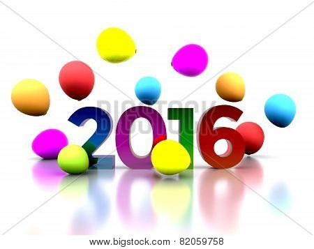 New Year 2016