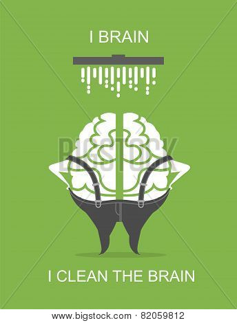 Business Concept Of Brain