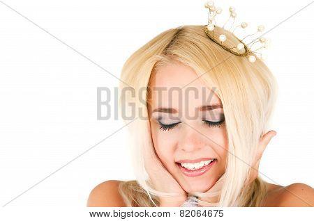 Cheerful Princess
