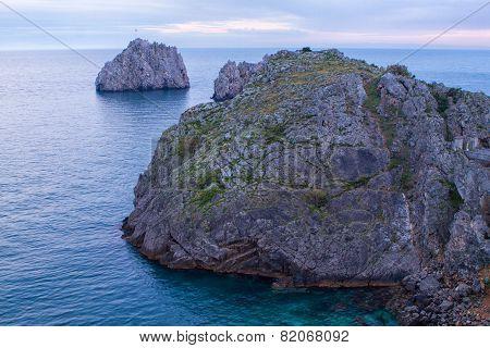 Northern Coast Of The Black Sea