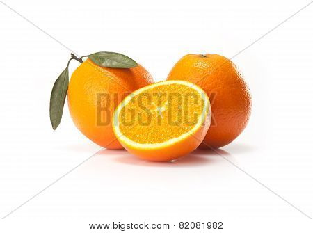 big Oranges fruit