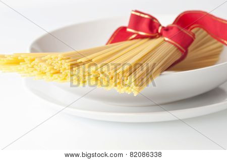Spaghetti - Traditional Italian Cuisine
