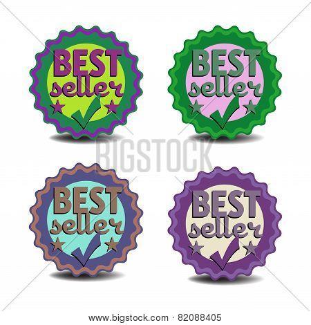Best seller stickers