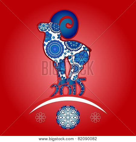 Oriental Horoscope , Year Of The Goat