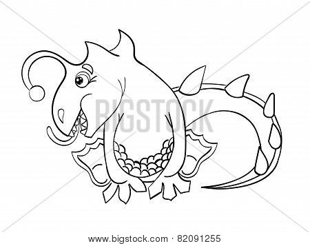 Dragon Without Color