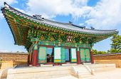 picture of seoraksan  - Korean Buddhist Temple complex  - JPG