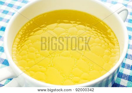 Fat Oily Broth, Bouillon, Clear Soup