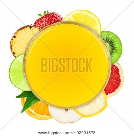 Fresh Fruit Juice