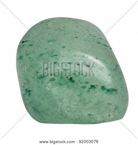 Green Quartz Macro