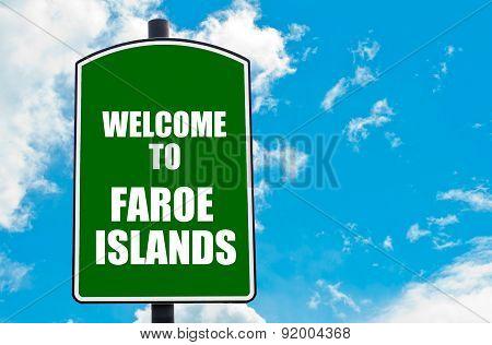 Welcome To Faroe Islands