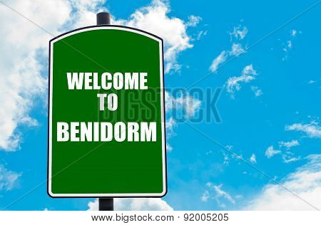 Welcome To Benidorm