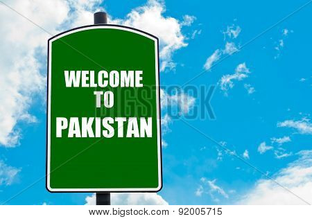 Welcome To Pakistan