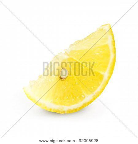 Fresh Lemon Slice