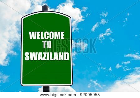 Welcome To Swaziland