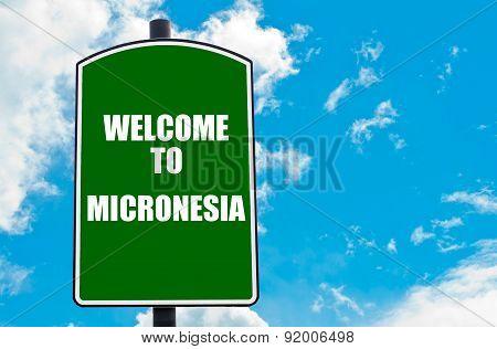 Welcome To Micronesia