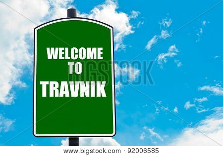 Welcome To Travnik