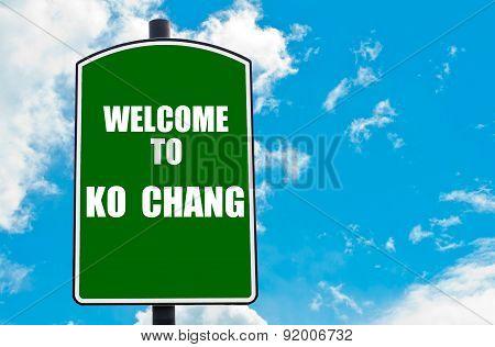 Welcome To Ko Chang