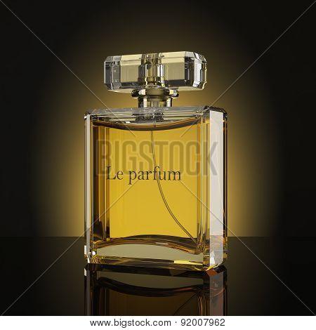 Luxury Parfume Bottle