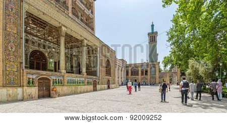 Golestan Palace buildings