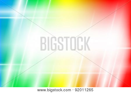 Colorful light abstract background with copy space