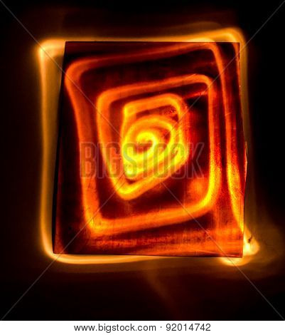 luminous square