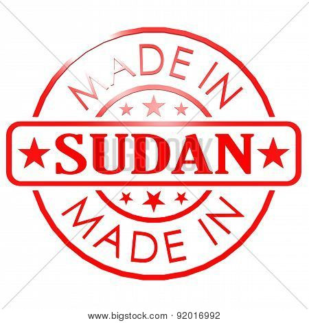 Made In Sudan Red Seal