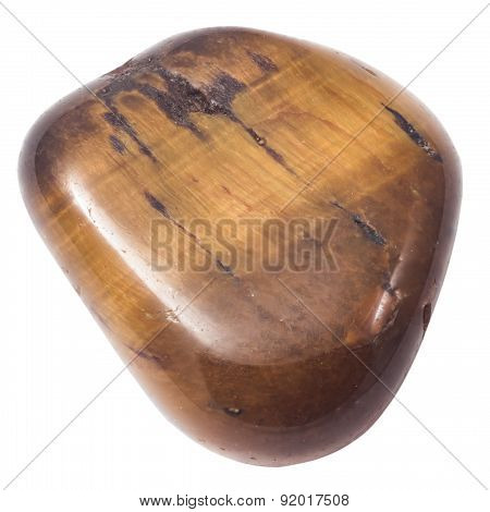 Pebble Of Tiger Eye