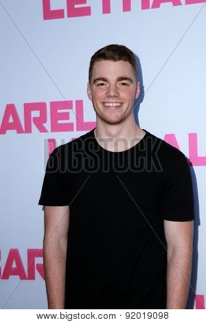 LOS ANGELES - MAY 27:  Gabriel Basso at the