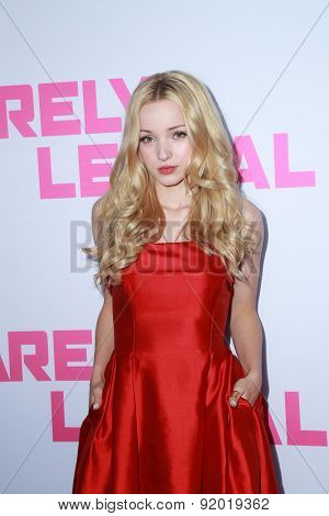 LOS ANGELES - MAY 27:  Dove Cameron at the
