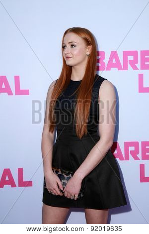 LOS ANGELES - MAY 27:  Sophie Turner at the