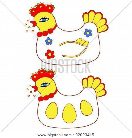 Magic Chicken Set