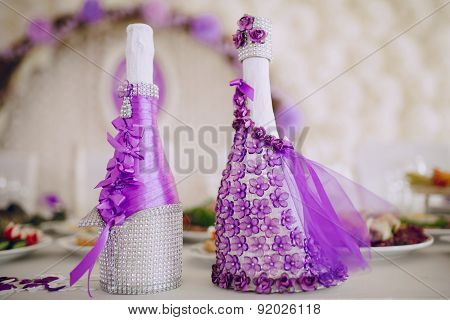 Wedding Reception Decor Food