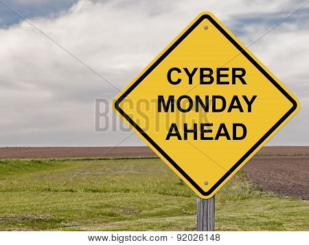 Caution - Cyber Monday Ahead