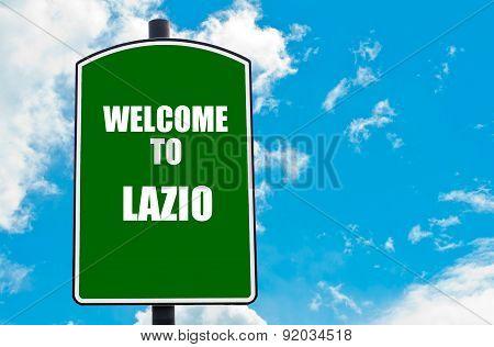 Welcome To Lazio