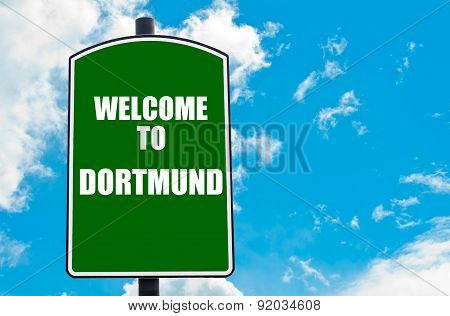 Welcome To Dortmund