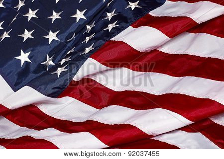 United States Of America Red White Blue Flag
