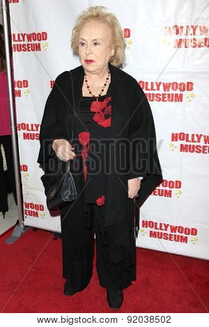 LOS ANGELES - MAY 27: Doris Roberts at the Marilyn Monroe Missing Moments preview at the Hollywood Museum on May 27, 2015 in Los Angeles, California