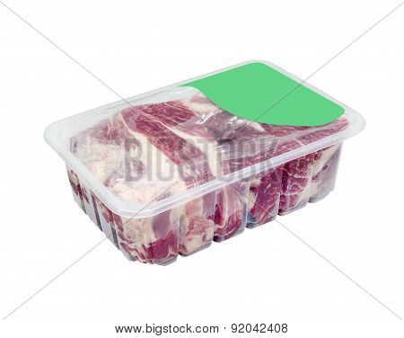 Vacuum Circuit Packaging For Meat