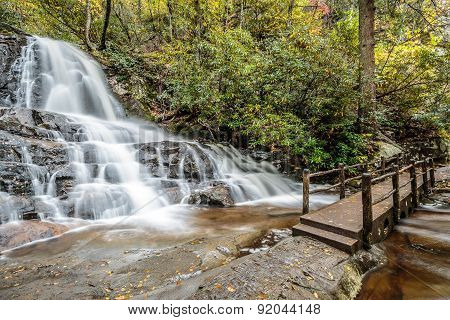 Laurel Falls - Great Smoky Mountains