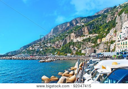 The Rocks Of Amalfi