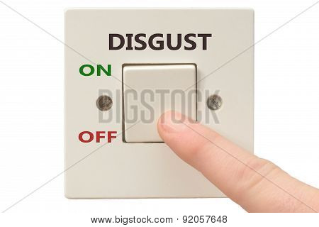 Anger Management, Switch Off Disgust