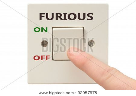Anger Management, Switch Off Furious