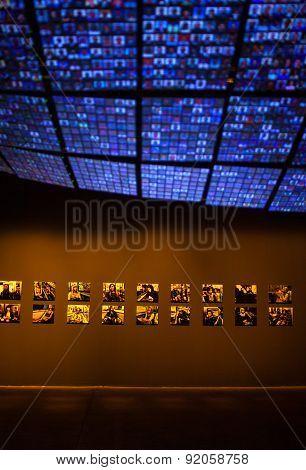 Kutlug Ataman's Video Installation, Arsenale. 56Th Venice Biennale