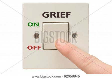 Dealing With Grief, Turn It Off