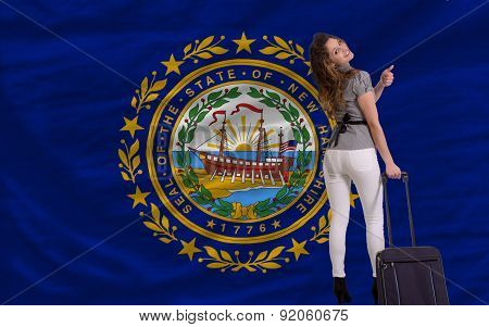 Tourist Travel To New Hampshire
