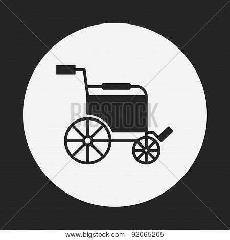 Wheelchair Icon