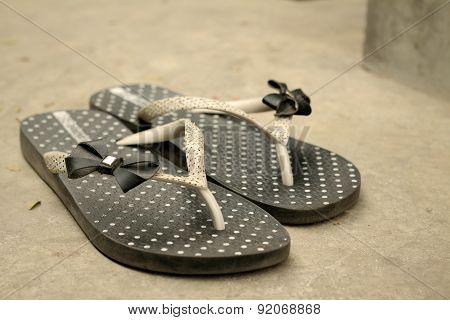 Rubber Flip-flops