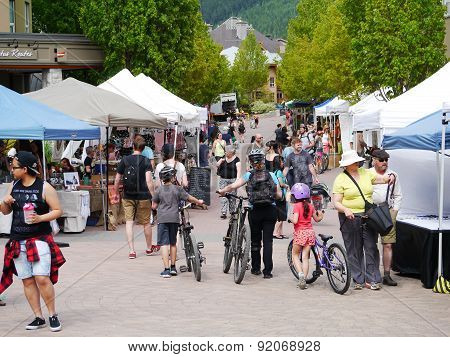 Whistler May Farmers Market